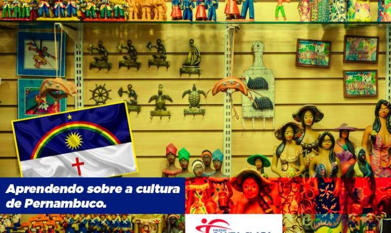 Aprendendo sobre a cultura de Pernambuco