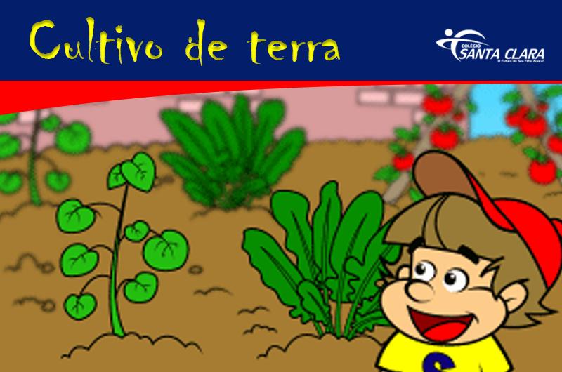 Trabalho com cultivo da terra